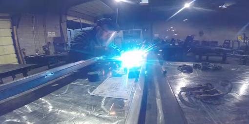 Video Hướng dẫn cách lắp ráp & làm cửa sắt