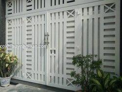 cửa cổng sắt hiện đại
