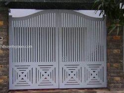 làm cửa cổng sắt tphcm