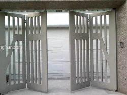 cửa cổng sắt đơn giản