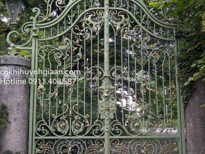 mẫu cổng villa đẹp