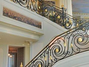 mẫu cầu thang mỹ thuật đẹp
