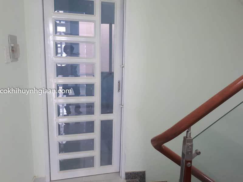 cửa đi 1 cánh đẹp