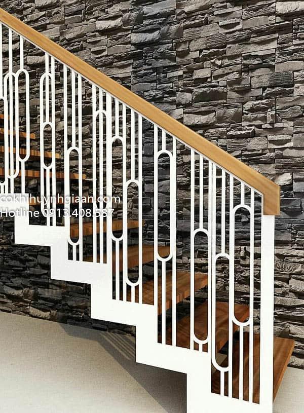 cầu thang đẹp đơn giản