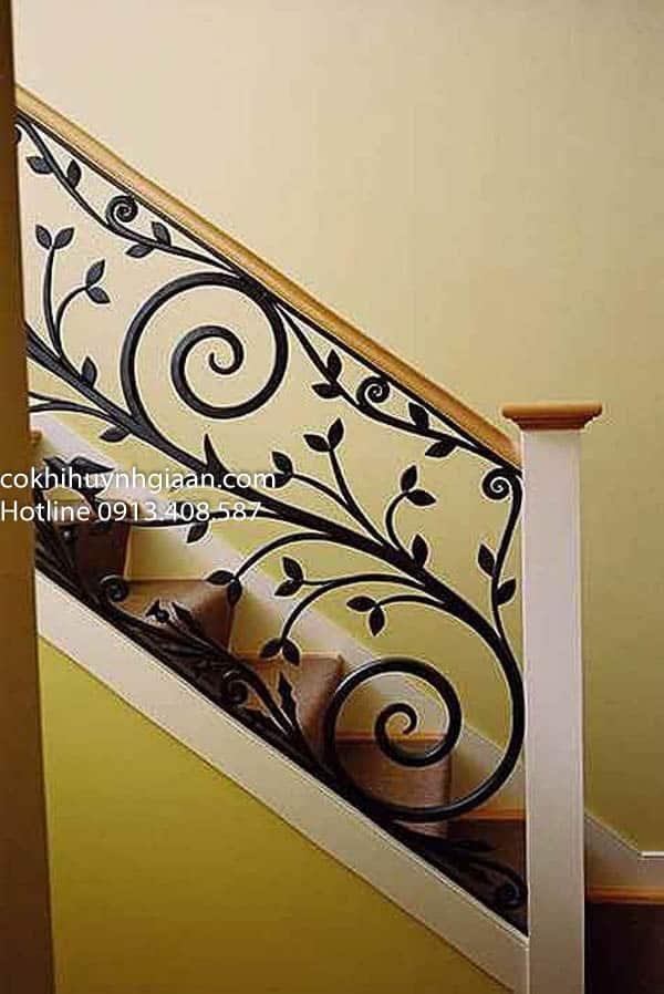 mẫu cầu thang hiện đại