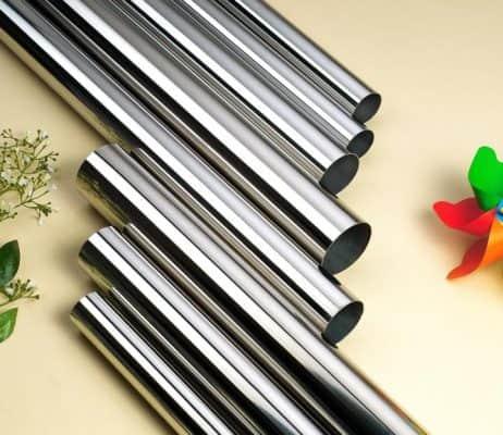 Inox là loại kim loại Sắt Thép không bị oxy hóa