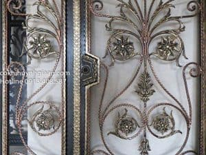 cửa sắt mỹ nghệ đẹp