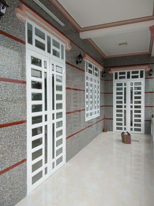 Cửa sắt & cửa sổ Pano đảm bảo độ an toàn cao cho ngôi nhà của bạn