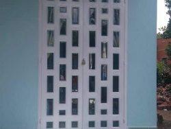 Cửa sắt Pano CD054