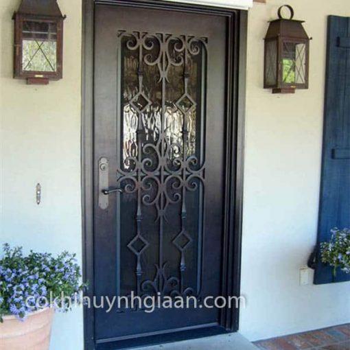 cửa sắt mỹ thuật đẹp