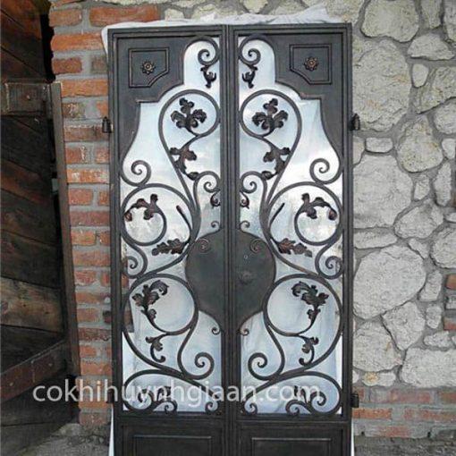cửa đi biệt thự đẹp