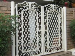 cổng sắt uốn đẹp