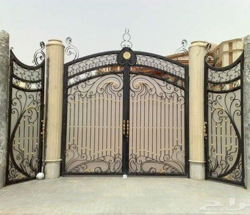 cổng sắt mỹ nghệ đẹp
