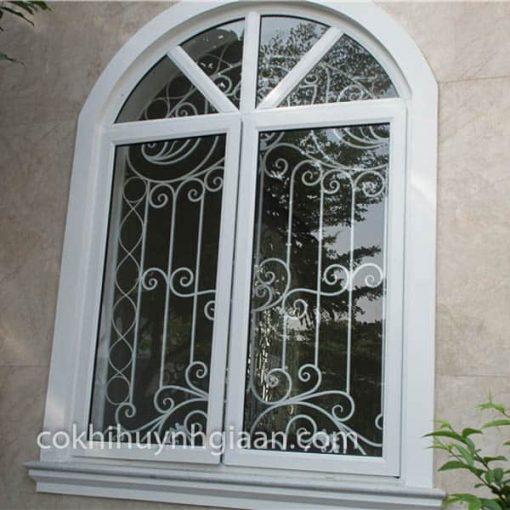 cửa sổ sắt kính đẹp