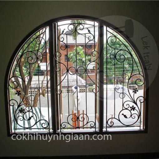 cửa sổ sắt đẹp
