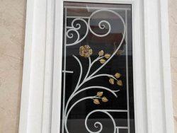 cửa sổ sắt mỹ thuật