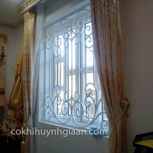 cửa sổ sắt mỹ thuật đẹp