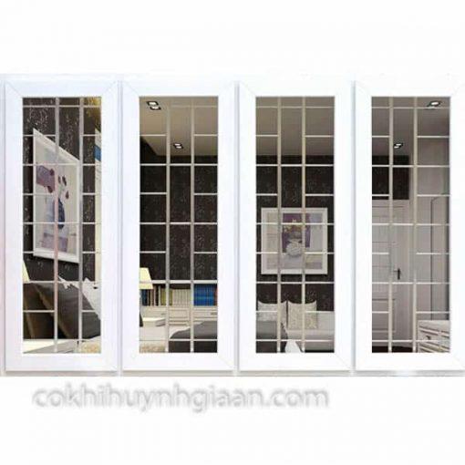 cửa sổ sắt kính