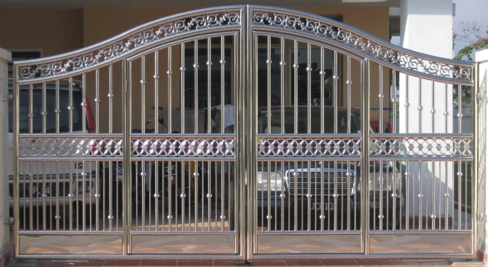 Mẫu Cửa Inox Đẹp Cơ khí Huỳnh Gia An gửi đến quý khách tham khảo