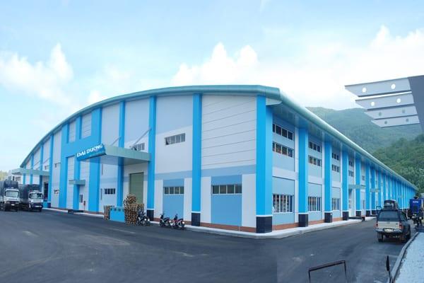 Hình ảnh nhà máy sản xuất Ống Inox Đại Dương
