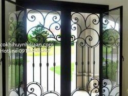 cửa cổng sắt đẹp cho biệt thự