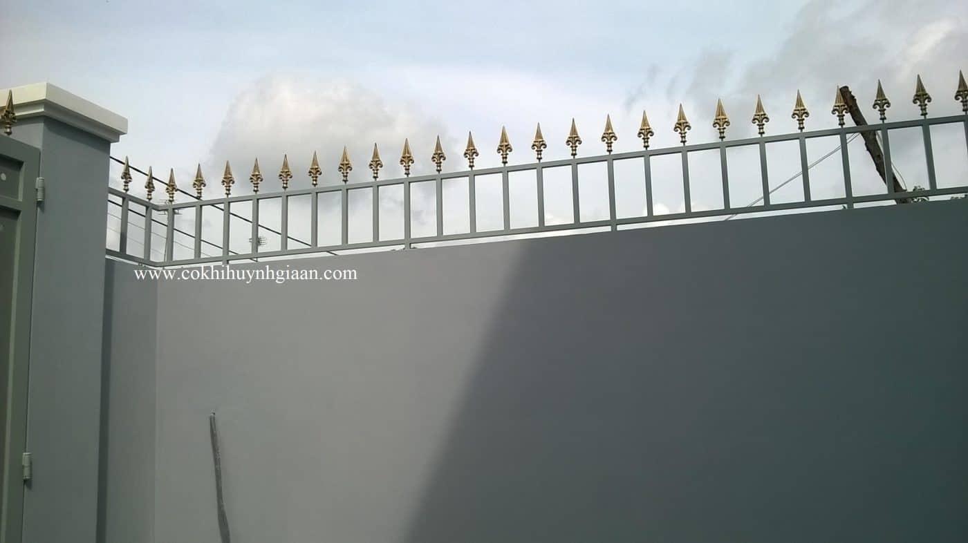 Hàng rào chông