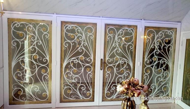 Mẫu thiết kế cửa sổ đẹp theo phong cách cổ điển