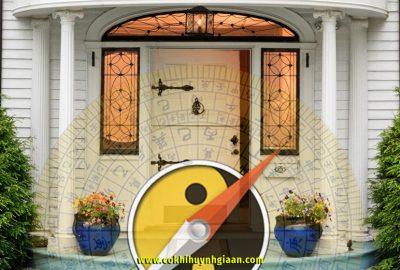 Cách xác định kích thước cửa chính chuẩn, hợp phong thủy