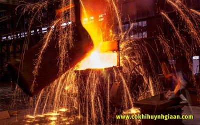 Tìm hiểu nhiệt độ nóng chảy của sắt và các kim loại khác