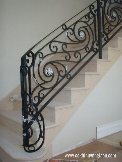 Cầu thang nghệ thuật CT1138