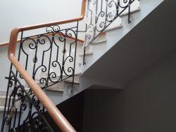 Cầu thang sắt nghệ thuật CT1142