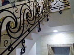 Cầu thang sắt nghệ thuật CT1148