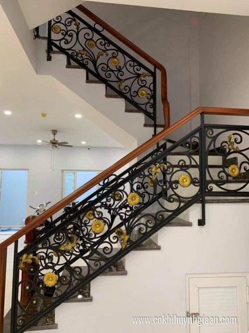 Cầu thang đẹp 2019 CT1158