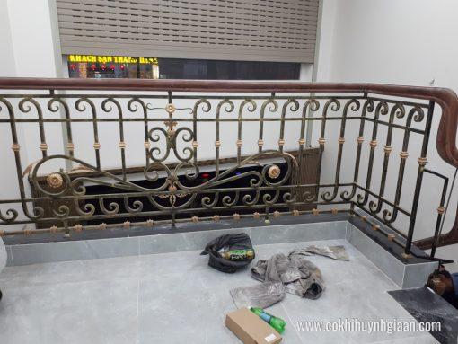 Cầu thang đẹp 2019 CT1159