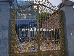Cửa cổng Mỹ thuật CMT1102