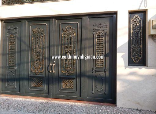 Cửa cổng Mỹ thuật CMT1104