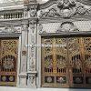 Cổng nhôm đúc mỹ nghệ CND1032