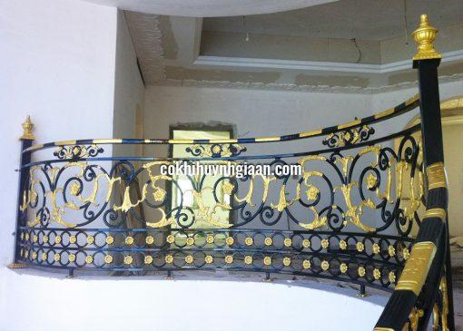 Cầu Thang Sắt Nghệ Thuật CT1175