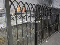 Hàng rào sắt mỹ thuật HR1007