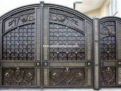 Cửa cổng Mỹ thuật CMT1113