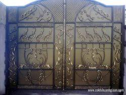 Cửa cổng Mỹ thuật CMT1118