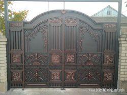 Cửa cổng Mỹ thuật CMT1120