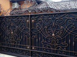 Cửa cổng Mỹ thuật CMT1121