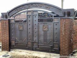 Cửa cổng Mỹ thuật CMT1123