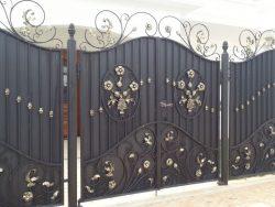 Cửa cổng Mỹ thuật CMT1125