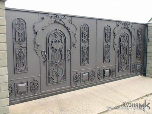 Cửa cổng Mỹ thuật CMT1130