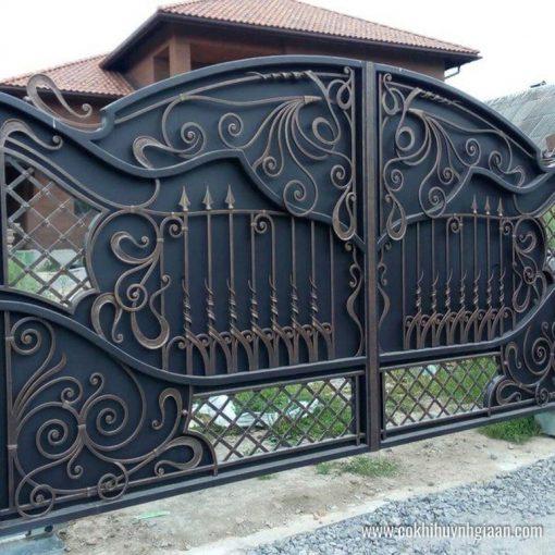 Cửa cổng Mỹ thuật CMT1133