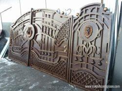 Cửa cổng Mỹ thuật CMT1138