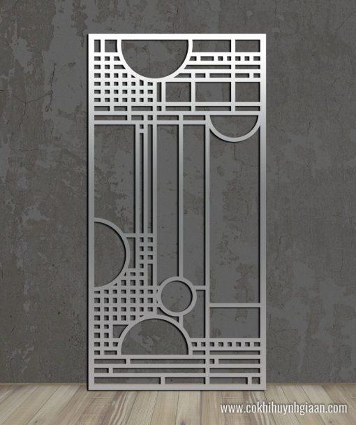 Cửa sổ sắt mỹ thuật CS1072